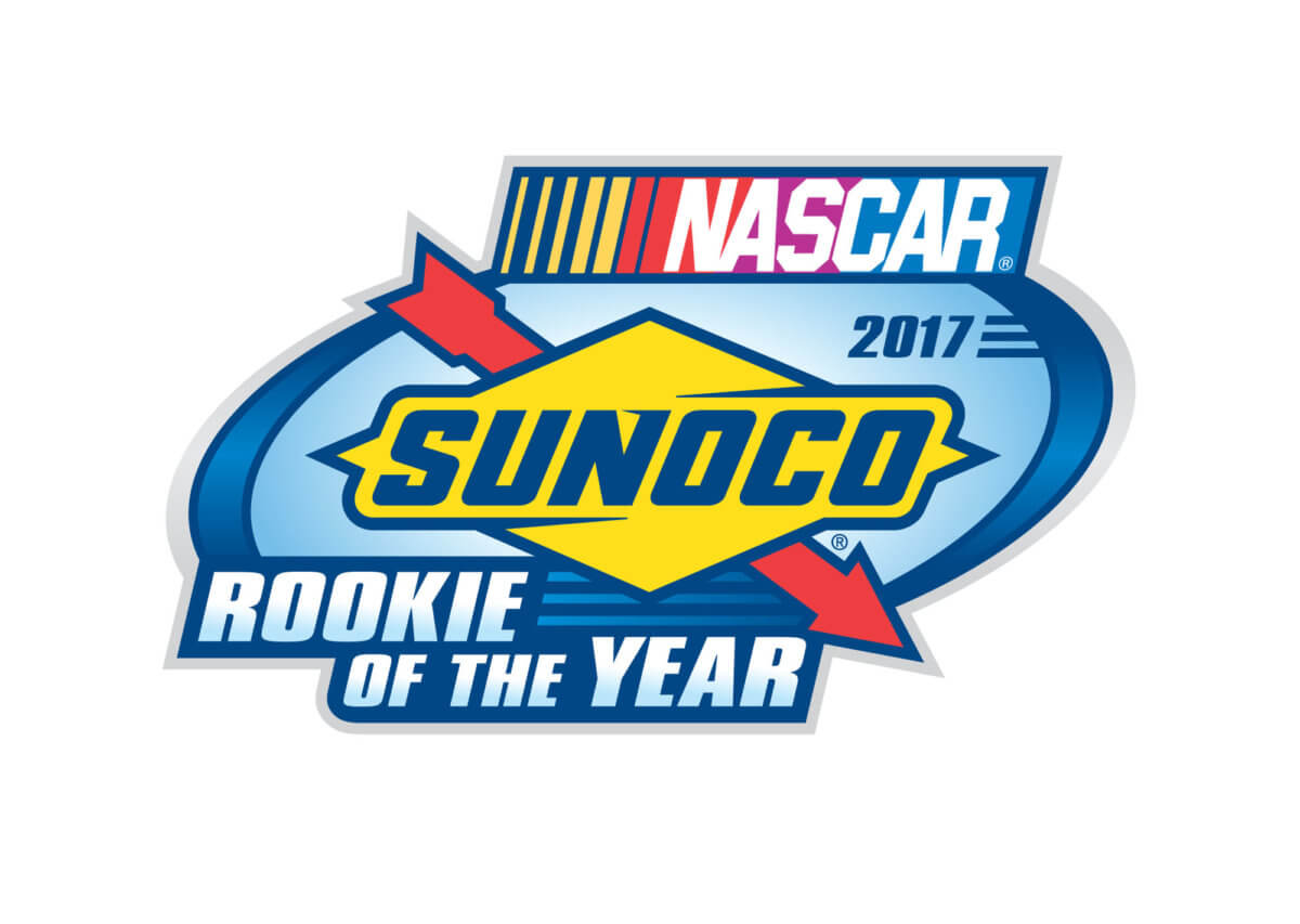 nascar updates national series sunoco rookie of the year points rh catchfence com