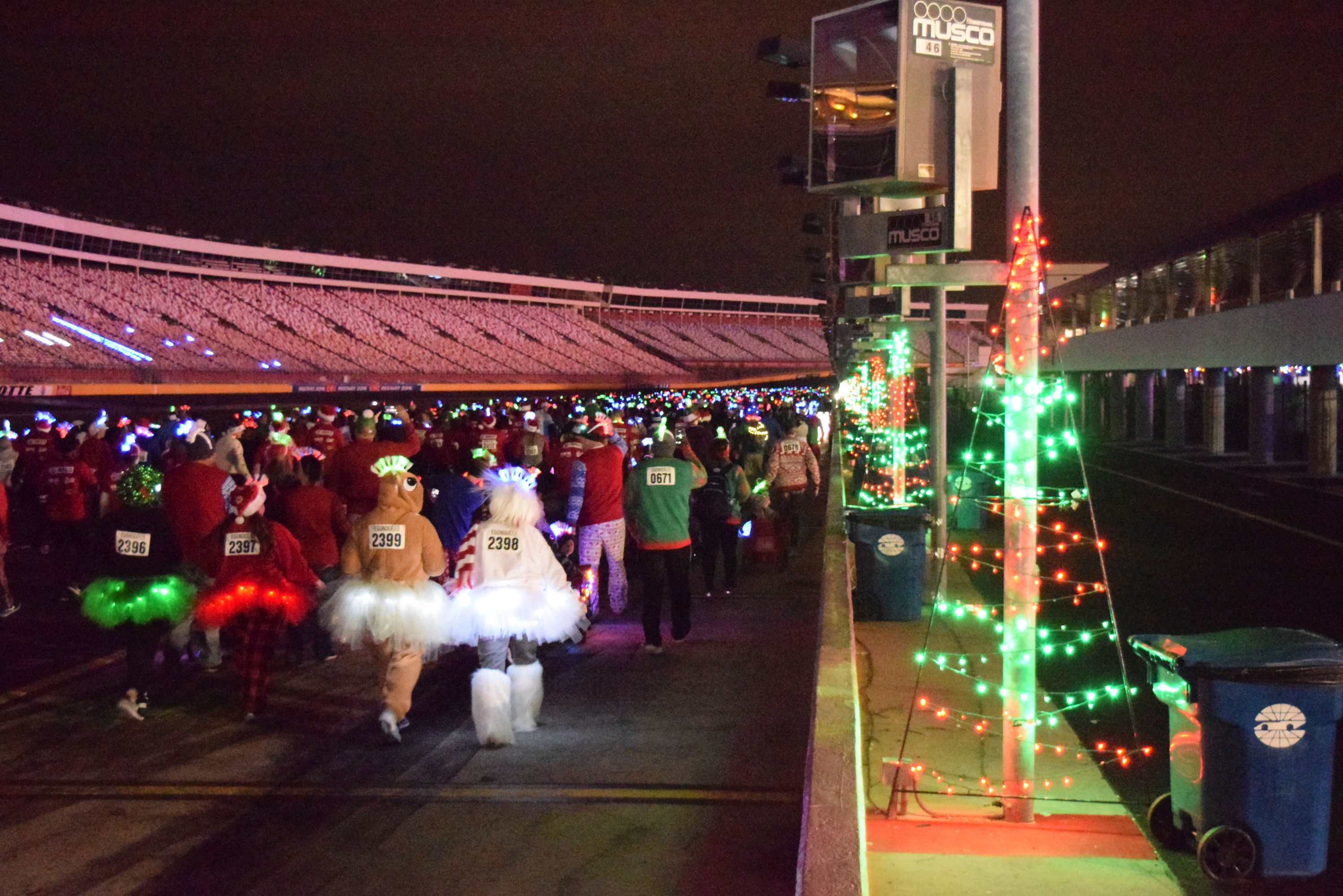 Charlotte Motor Speedway Christmas Lights.10 Must See Attractions At Speedway Christmas Presented By